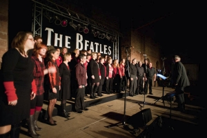 Vox Humana - The Beatles - 50 Jahre - Konzert Jockgrim