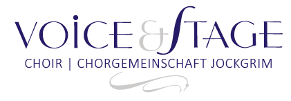 Voice & Stage Choir - Der Jugedchor in der Chorgemeinschaft Jockgrim